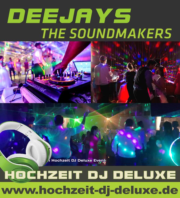 Hochzeit- DJ-Deluxe